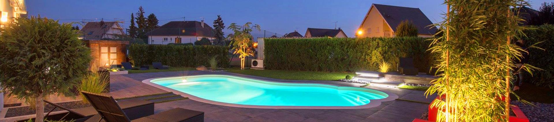 Réalisations paysagisme et constructoion de piscines Waterair